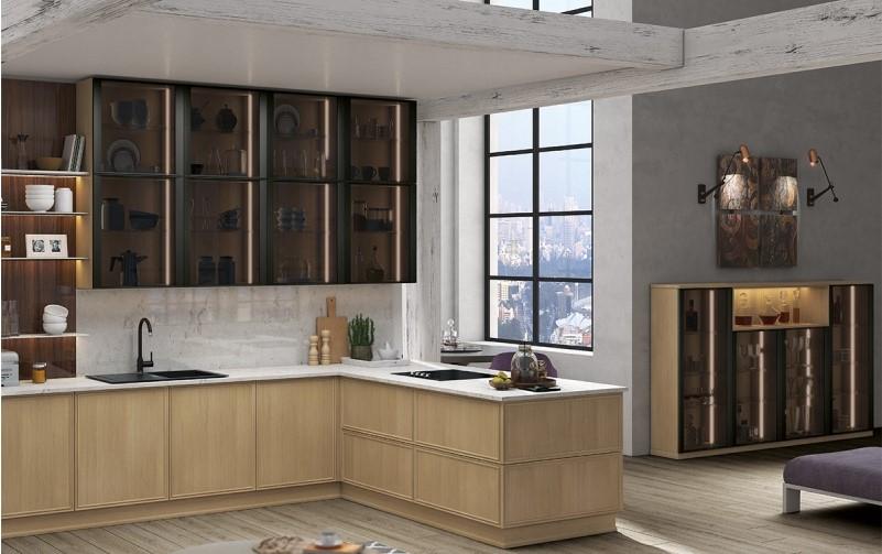 Кухня Айрон